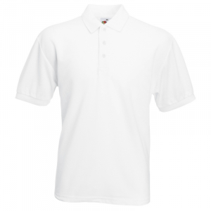SS11 Polo Shirt White Medium