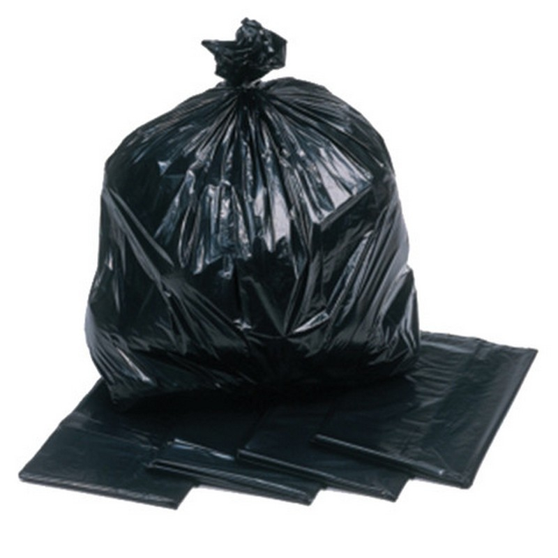 Wheelie Bin Liner Heavy Duty bx 100
